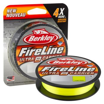 BERKLEY FIRELINE 8 YELLOW 300M