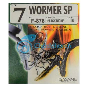 SASAMEF-878 WORMER SP
