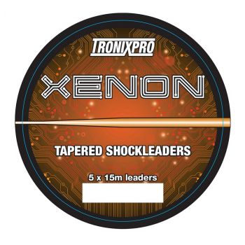 TRONIXPRO XENON TAPERED LEADERS ORANGE