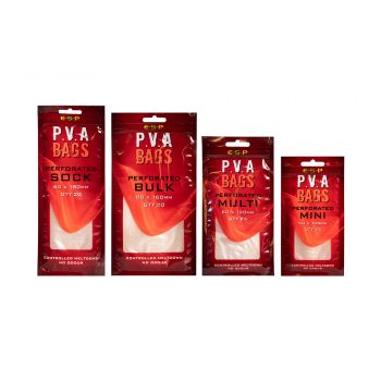 ESP PVA BAGS PERFORATED