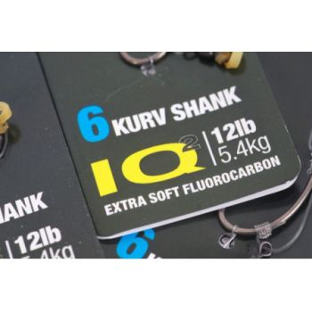 KORDA IQ D-RIG KURV SHANK
