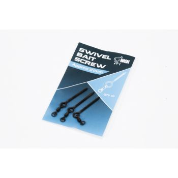 Nash Swivel Bait Screws