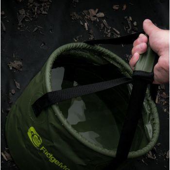 RIDGEMONKEY 10L COLLAPSIBLE WATER BUCKET