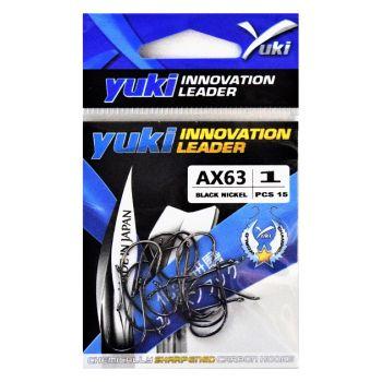 YUKI AX63 WORMER