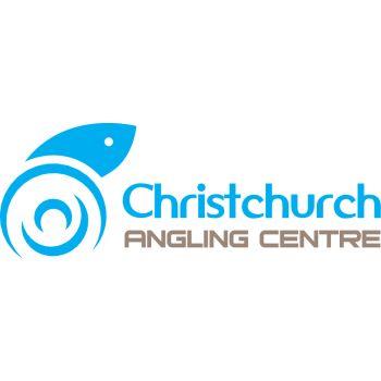 CHRISTCHURCH ANGLING STICKER