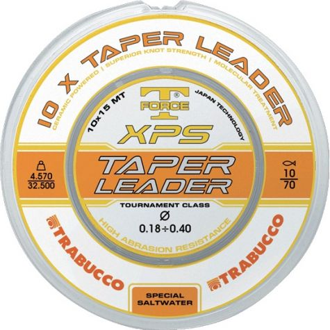 TRABUCCO TAPERED LEADERS
