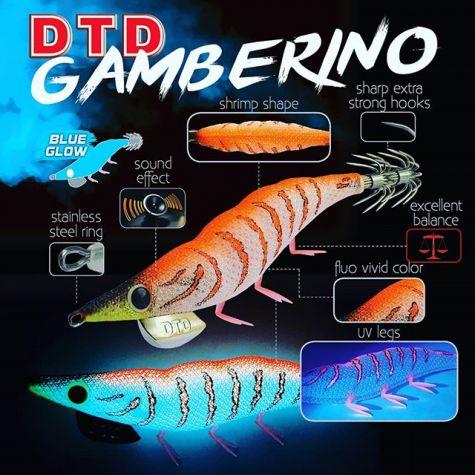 DTD GAMBERINO SQUID JIG
