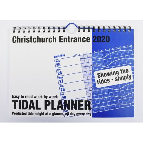 Christchurch & Poole Tidal Planners